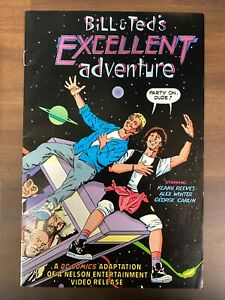 Bill and Ted's Excellent Adventure #1,1989 DC Comics - Party On! VF/NM