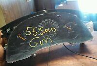 1997 CHEVY LUMINA SPEEDOMETER CLUSTER 66K