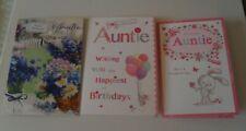 AUNTIE BIRTHDAY CARDS
