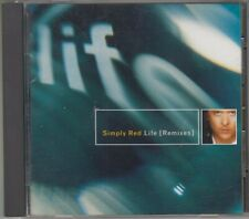 SIMPLY RED CD LIFE Remixes 1997 Japan