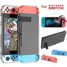 Schutzhülle für Nintendo Switch Hartschalen Tasche Hard Case Hülle +Glas Folie
