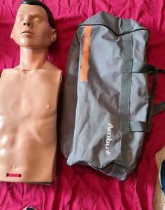 Ambu training First aid manikin.