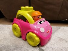 MEGA BLOKS First Builders Catie Convertible car 1+