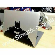 Laptop Batman Dark Knight Sticker Decal Apple Macbook Dell Laptop MSI Asus.