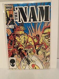 Marvel Comics The 'Nam #2