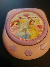 Disney Princess Music Player Toy With 101 Dalmation Disc