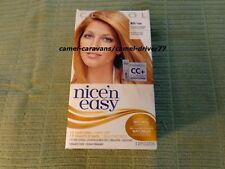 CLAIROL Nice 'n Easy Hair Color 8G/104 Natural Medium Golden Blonde