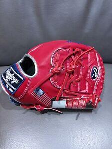 Rawlings heart of the hide  11.75 inch baseball glove   usa