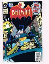 The Batman Adventures #9 VF DC Comics Comic Book Puckett Jun 1993 DE40 AD14