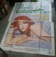 Die Enkelkinder Der Colonnella Manifesto 4F Original 1970