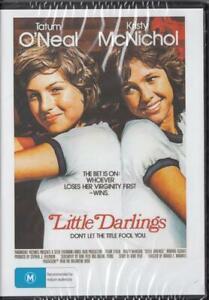 LITTLE DARLINGS - TATUM O'NEAL - NEW & SEALED DVD - FREE LOCAL POST