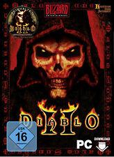 Diablo 2 Key - PC Battle.net Standard Game Key [Action Spiel Code/NO CD] [DE/EU]