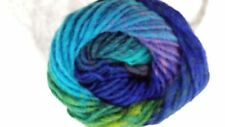 Noro Kureyon #040 Blue Green Aqua & Purple 50g