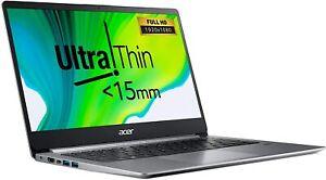 """Acer Swift 1 14"""" Full HD NXGXUEK00A Windows 10S - Silver"""