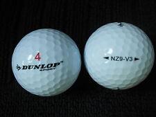 """20 DUNLOP SPORT - """"NZ9-V3"""" - SOFT - 2016/18 MODEL -Golf Balls- """"PEARL/A"""" Grades."""