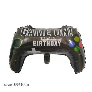 Xbox, PlayStation Game Controller Foil Balloon, Birthday,Celebration Boy, Girl