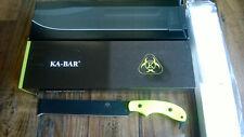 Kabar Zombie Chopstick New in box, extra handles no sheath.