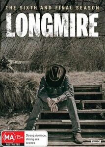Longmire - Season 6 DVD
