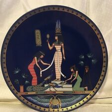 Original Adorning the Queen Plate by Charles Grayson
