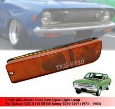 Left Amber Turn Signal Light Use Datsun 1200 B110 KB100 Sunny B210 120Y