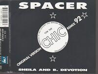 Sheila Spacer 92 Cd Maxi