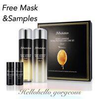 [JM SOLUTION] Honey Luminous Royal Propolis Skin Care Set.(Toner + Emulsion).USA