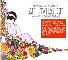 Inara George-Van Dyke Parks-An Invitation [Digipak] CD 2008, Everloving-EVE024
