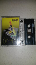 suede coming up music cassette     fast dispatch