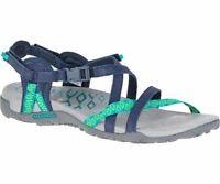 Merrell Terran Lattice II Women's Sandal J56516 Navy NEW
