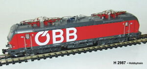 Hobbytrain  2987 S - E-Lok BR 1293 Vectron ÖBB, Ep.VI , mit Sound