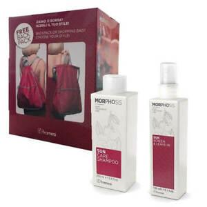 Protezione Capelli Shampoo FRAMESI Morphosis Sun Kit Limited Edition + OMAGGIO