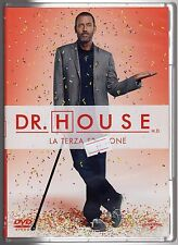 dvd DR. HOUSE M.D. La terza stagione Stagione 3