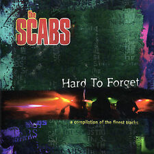THE SCABS - HARD TO FORGET * USED - VERY GOOD CD