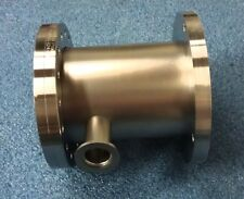 """Nor-Cal Adapter Tee, CF400 x ASA6 (4"""" Tube OD) x NW25 (side-out)        941102-3"""
