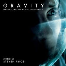 GRAVITY (MUSIQUE DE FILM) - STEVEN PRICE (CD)