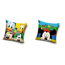 Disney Mickey Mouse Funda de Cojín Pillowcase 40x40 CM
