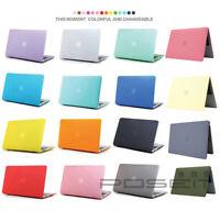 "For 2019 2020 M1 Apple MacBook Pro 13""/15""/16"" Matte Laptop Hard Case Skin Cover"
