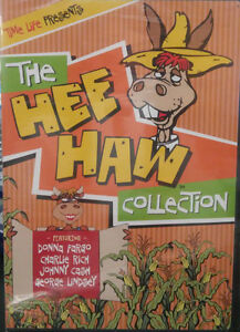 The Hee Haw Colllection Featuring Johnny Cash (DVD)