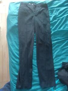 New Black suit/ School Trousers