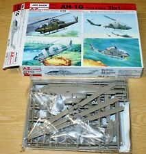 AH-1G Huey Cobra JOY PACK (3-in-1, no decals) in 1/72 von AZ-Models