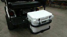 yamaha Yeti Roadie 20  golf cart  hitch cooler carrier