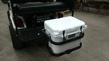 Ezgo club car yamaha Yeti Roadie 20  golf cart  hitch cooler carrier