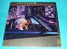 Chapter 8 -This Love's For Real LP (Beverly Glen 1985)US Import Part Shrink Wrap