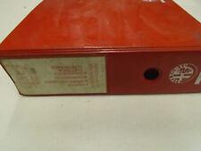 1990s Alfa Romeo 155 Service Manual Supplement Factory OEM ITALIAN Version **