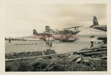 *WWII photo- US Captured Japanese FIGHTER Seaplane planes (9-1/ 9-22/ 9-33)*