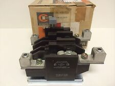 NEW OLD STOCK CUTLER-HAMMER 2 POLE NEMA SIZE 4 OVERLOAD RELAY C301FN1