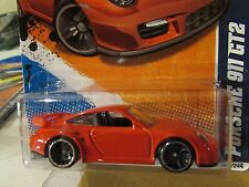 Hot Wheels Porsche 911 GT2 Nightburnerz Red