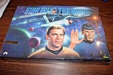 STAR TREK THE GAME LIMITED COLLECTOR EDITION COLLECTIBLE BOARD GAME NEW & SEALED