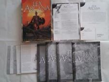 LEX ARCANA   gioco di ruolo storico fantastico gdr scatola base