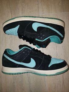 Nike SB Dunk Low Jade  J-pack Size 9.5